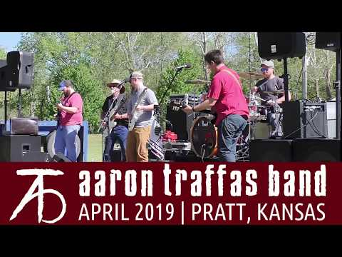 Aaron Traffas Band at 2019 Open Range Gravel Race