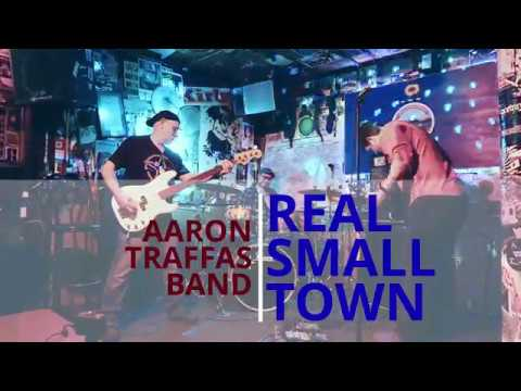 Aaron Traffas Band - Real Small Town - April 2019 at Kirby's