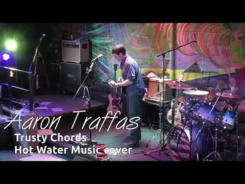 Aaron Traffas - Real Small Town, Trusty Chords - December 2018 in Hays