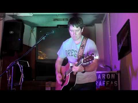 Aaron Traffas acoustic | Green and Dumb | Roger Clyne cover