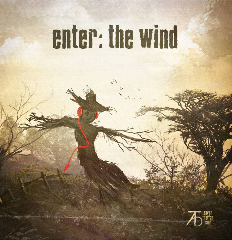 Enter: The Wind cover