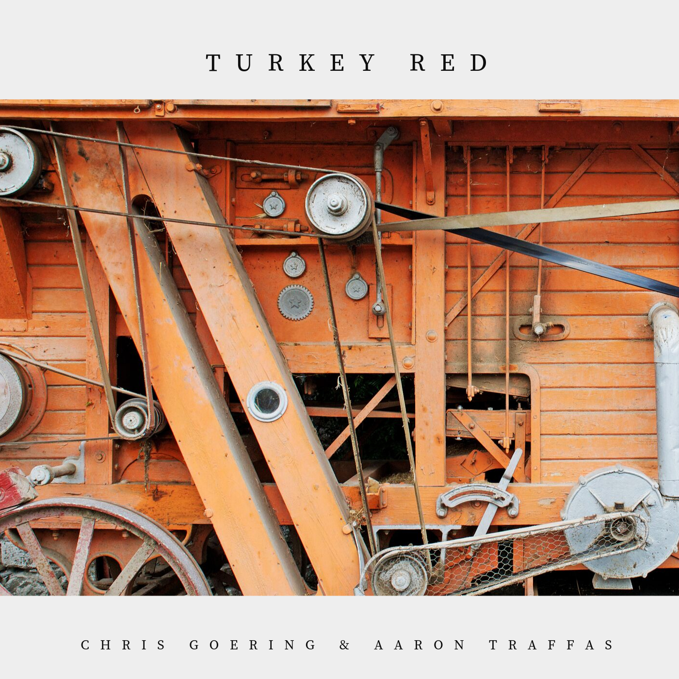 Turkey Red album cover